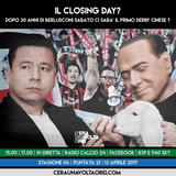 """STAGIONE 6. PUNTATA 21. """"CLOSING DAY"""" con Nicholas Gineprini di Blog Calcio Cina"""