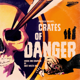 Pasteelo Mixtape 4 - Crates of Danger // Dust Masta Hiss