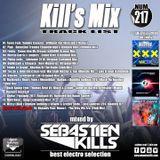 KILL'S MIX N°217 by SEBASTIEN KILLS