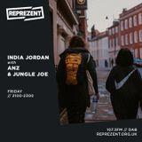 India Jordan W/ Anz & Jungle Joe   23rd August 2019