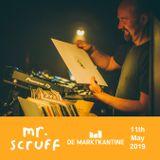 Mr. Scruff DJ Set - De Marktkantine, Amsterdam 2019