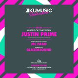 Kumusic Radioshow Ep.182 - Guest of the week: Justin Prime