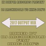 DEFECTED IN THE HOUSE OF S.A MIXED BY DJ ARCHIEBOLD FT KING JON'S