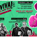 DJ Leo Catrileo Viva Rock and Roll Wild At Heart! 30.11.18