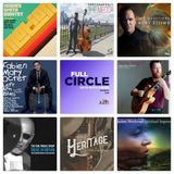 Full Circle on JazzFM featuring an interview with US bassist Corcoran Holt:  25 February 2018