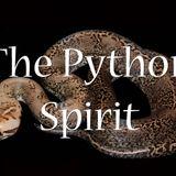 The Python Spirit - Audio
