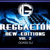 Reggaeton Nuevas Ediciones Vol 2 Ockes DJ LG Music
