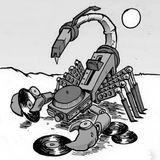 Scorpio - Deathrow Techno -techno temple side b