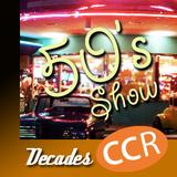 50's Show - @DJMosie - 02/10/16 - Chelmsford Community Radio