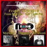 Time Machine # 17 , 25-05-2018 (Glassman)