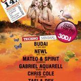DJ Budai Live @ Hungarian DJFestival @ Halfőző Feszt, Baja 2012.07.14.