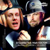 [2017_01_21] DJ LeeMac feat. Mark Colton LIVE @ Studio54