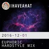 Euphoric Hardstyle Mix (2016-12-01)