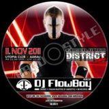 DJ FlowBoy - District 2 Compilation - SWISS HARDSTYLE MIX - 2011
