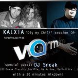 kaixta-dig my chili@warm FM guest Dj Sneak
