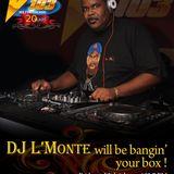 DJ L'Monte as featured on V103 (WVAZ) Chicago FM