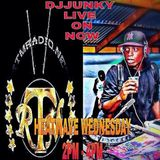 DJJUNKY HEATWAVE WEDNESDAY 2PM - 4PM ON @RTMRADIO_NET LIVE AUDIO VOL.13