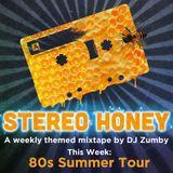 Stereo Honey:  80s Summer Tour