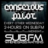 SUB FM​ - Conscious Pilot  feat Oddkut and Dub Killer - 01 Nov 2017