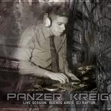 Panzerkrieg Dj Raptor Live