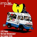 LIVE at WuTang Wednesday(Baltimore)