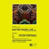 NAFTER // ADE18 - PETER PORTMAN live Kashmir Lounge 18.10.18