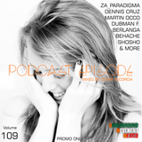 Podcast Episode #109 (Underground Edition), Mixed by Cesar Escorcia
