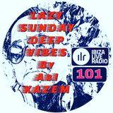 ABI KAZEM LAZY SUNDAY DEEP VIBES ILR 102