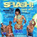 Saturday Pool Party - Miami Beach Bruthaz Style