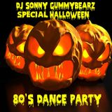 80's Halloween Dance Party