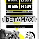 Betamax, Studio 24, Edinburgh: w/Chris Fast (June '12)