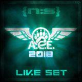 A.C.E. 2018 (Live Set)