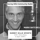 Surrey Hills Sport with Mark B - 19 01 2019