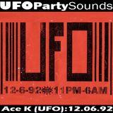 UFO > Ace K (UFO) : 12.06.1992