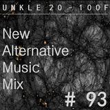 New Alternative Music Mix #93 (September 2018)