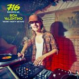716 Exclusive Mix - Bon Valentino : Secret Party Mixtape