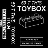 59 T THIS - TOYBOX (1989 CASSETTE)