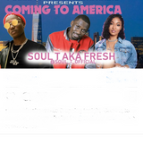 COMING TO AMERICA; SOUL T PULSE OF THE STREET RADIO VOLUME 1 2020-05-09
