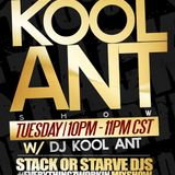 The DJ Kool Ant Show Vol.6 Mix