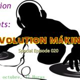 Evolution Music Episode 020 (Especial Mákina Actual) - Dj Teo @ Worldjs Radio