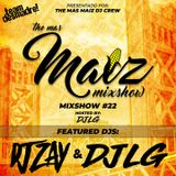 Mas Maiz Mixshow (#22) Thanksgiving Special Ft DJ LG & DJ ZAY