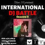 International Battle of the DJs Season 2 - DJ Lia