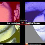 Clubbing Therapy Radio Show 11/3/2014