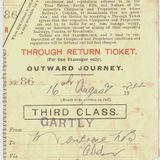 The Third Class Ticket - TCT July 2015 wk 3