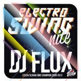 DJ FLUX - Elektro Swing Smaragd Club Linz / Austria 20.07.13 live