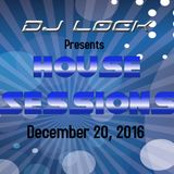 House Sessions December 20, 2016