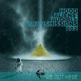 HOOD ALIENS' AUDIBLE TRANSMISSIONS 002