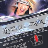 T.Cane 40 Set feat Tanja la Croix, Rino(io)DJ. Stroem, Lenny Marten