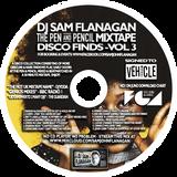 DJ Sam Flanagan Pen & Pencil Mixtape Vol 3 Disco Finds