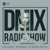 WEEK43_2017_Oscar L Presents - DMix Radioshow - Live from Tribu, Boston (US)
